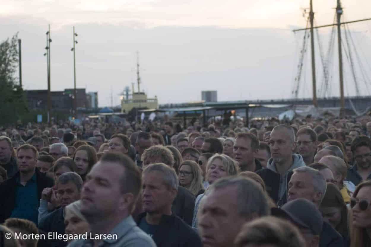 Sanne Salomonsen, Aalborg Havn, 17.06.2017