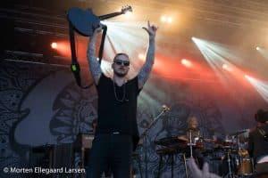 Victor Ray Salomonsen Ronander,Sanne Salomonsen, Aalborg Havn, 17.06.2017