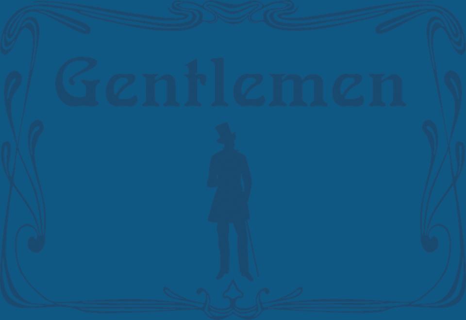 Har vi glemt at opdrage gentlemen?
